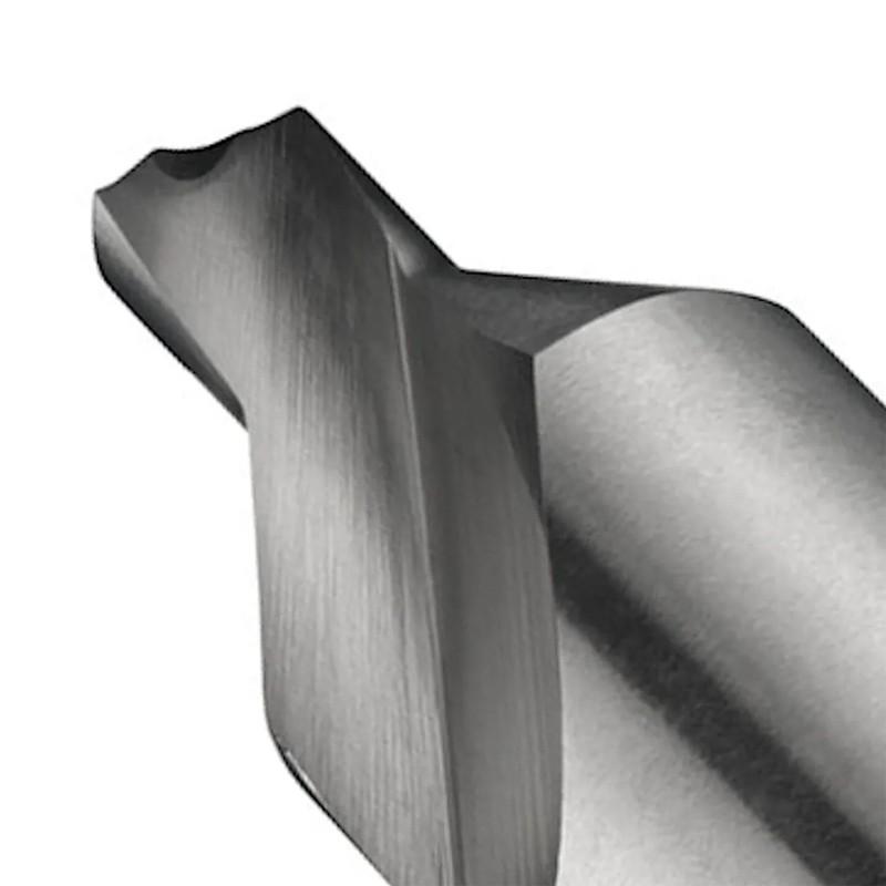 Broca De Centrar HSS - 8,0 X 20,0 mm - Din 333 A - JG TOOLS