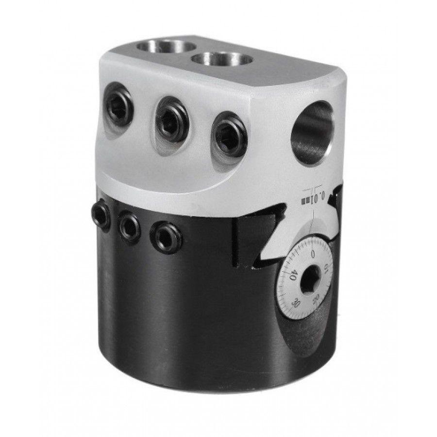 Cabeçote Broquear Mandrilar Med. 50,0mm