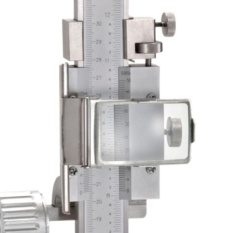 """Calibrador Traçador De Altura - Cap. 600mm/24"""" - Graduação De 0,02mm/.001"""" - Cód. 100.460 - DIGIMESS"""
