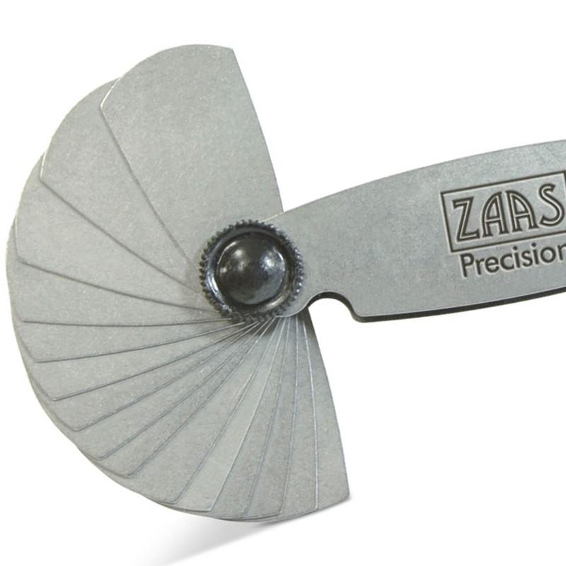 Calibrador De Raio Em Aço Inox - Cap. 1,0 - 7,0mm - Ref. 113,0005 - ZAAS