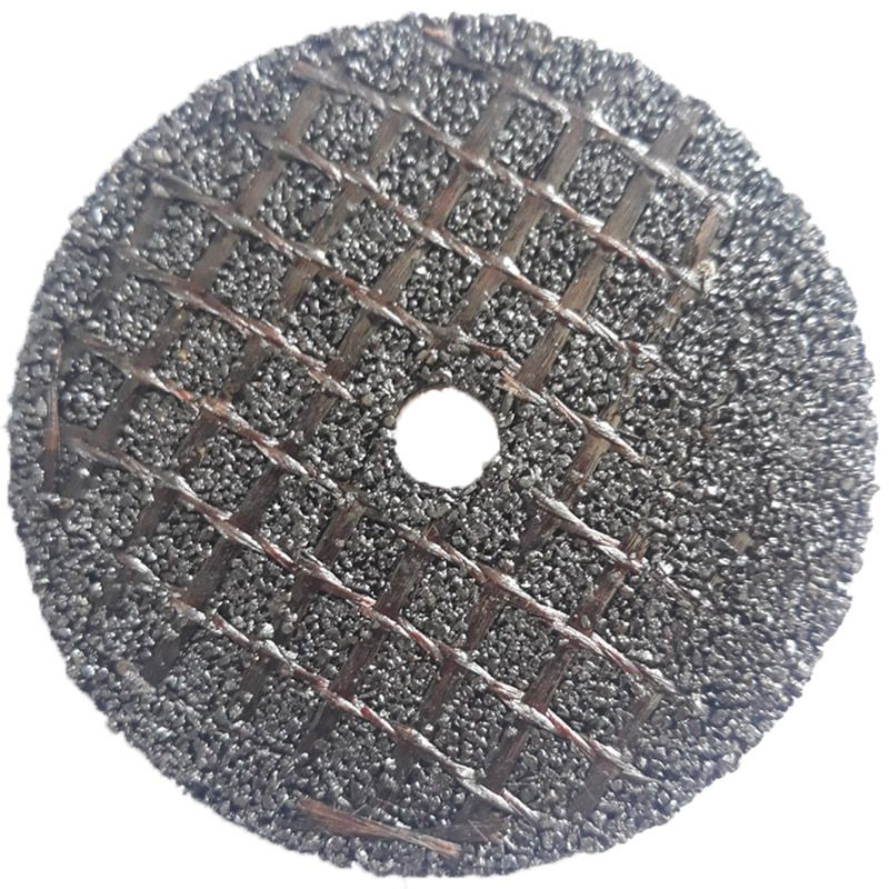 Disco de Corte Telado - Med. 2 X 1/4 x 1/8