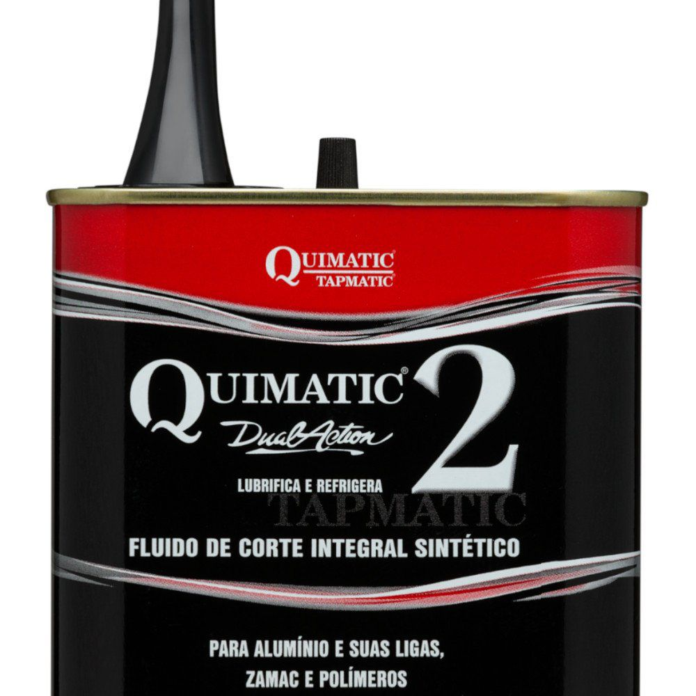 Fluido De Corte Quimatic 2 - Embalagem 500 ML