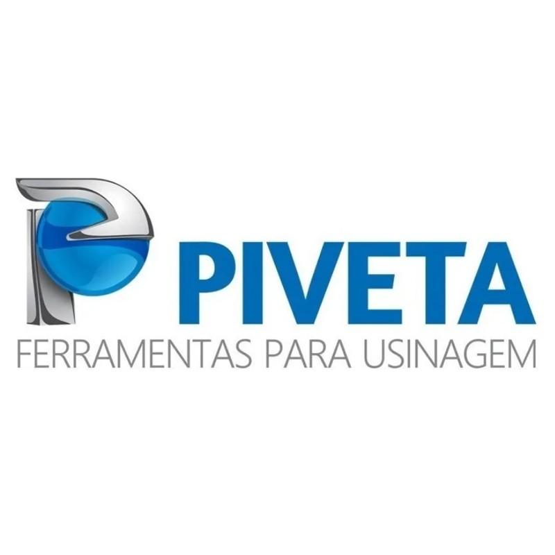 Inserto Pastilha de Rosca RT16 Externa 55º - CX 10 Peças