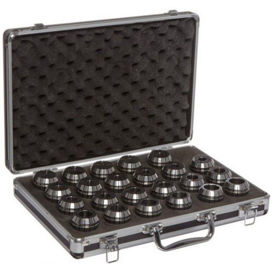 Jogo Pinças OZ25 com 23 Pçs - Cap. 3 A 25 mm