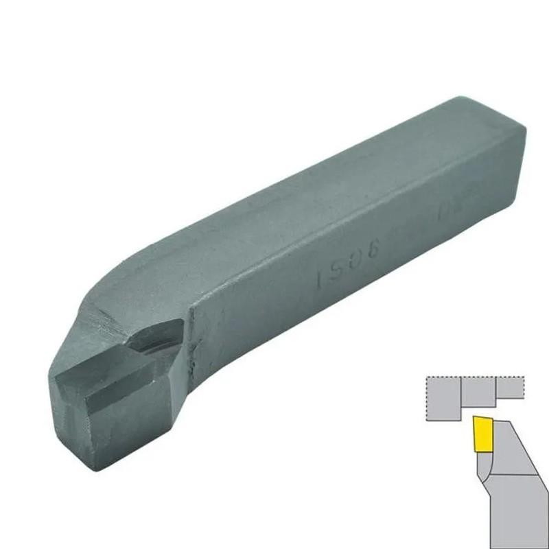Kit Ferramenta Soldada Para Torno ISO6 e ISO9 - 2020 D P30