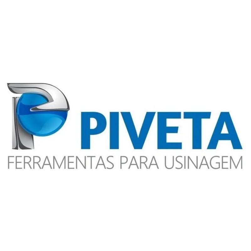 Kit Jogo Pinças ER40 Cone BT40 Chave Pino