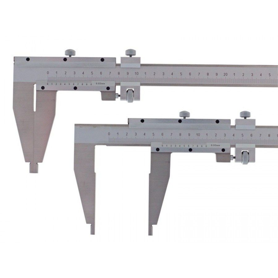 Paquímetro 600 mm x Graduação 0,02 mm - JG TOOLS