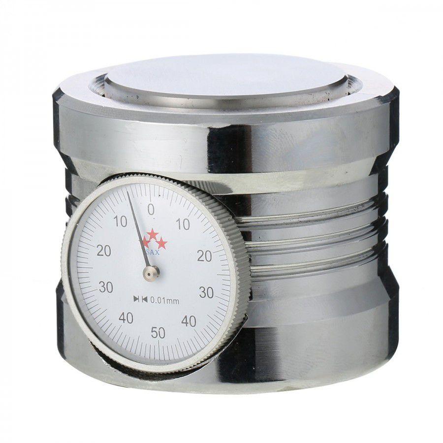 Presseter Altura Com Relógio e Base Magnética - JG TOOLS