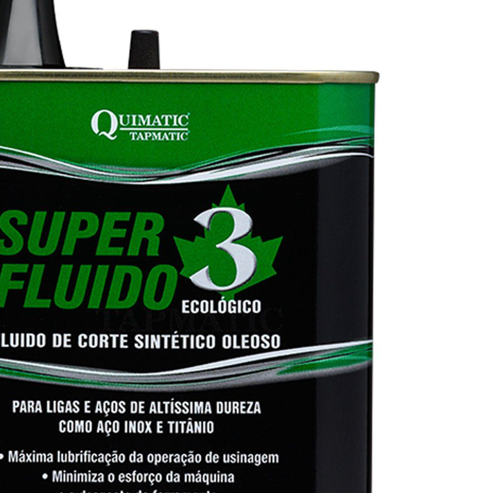Super Fluido Quimatic 3 - Embalagem 500 ML - Ecológico