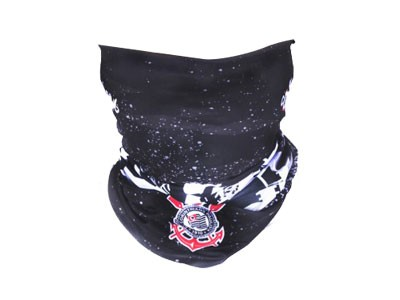 Máscara de Proteção Solar King Pro Corinthians