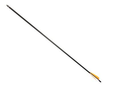 Flecha de Carbono Man Kung para Arcos Ponteira Rosqueável 30