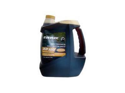 Oleo Johnson  Evinrude XD 100
