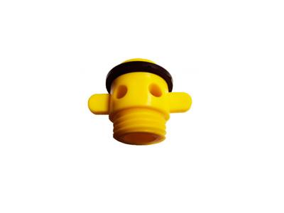 Bujão para Viveiro Amarelo