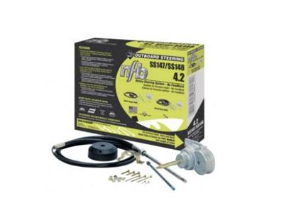 Kit de Direção Safe-t NFB Teleflex 12 Pés