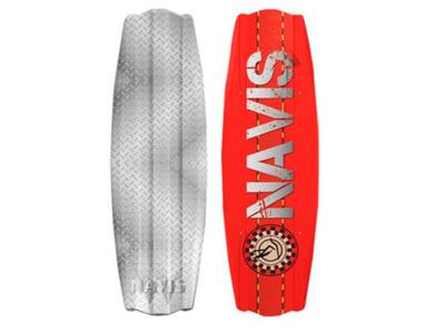 Prancha de Wakebord Navis ID W 140
