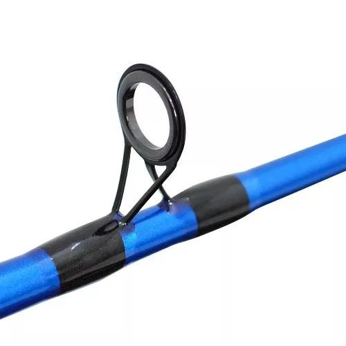 Vara Shimano  Cruzar 2662 - Blue 66 Libragem 10-20LB