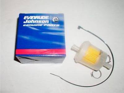Filtro de Combustível Johnson / Evinrude etec 50 a 200HP