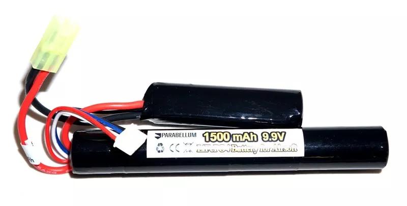 Bateria LiFePo 3S 9.9V 1500M AH