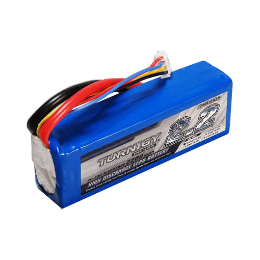 Bateria Lipo 3S 11.1V 2200M AH