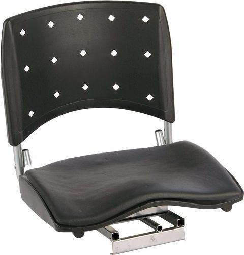 Cadeira Estofada Anatomica para Barco 360 Preta