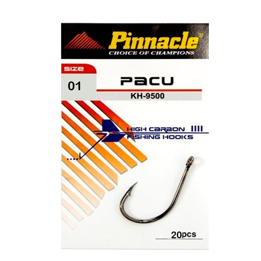 Anzol Pinnacle Pacu KH-9500 com 10 unidades