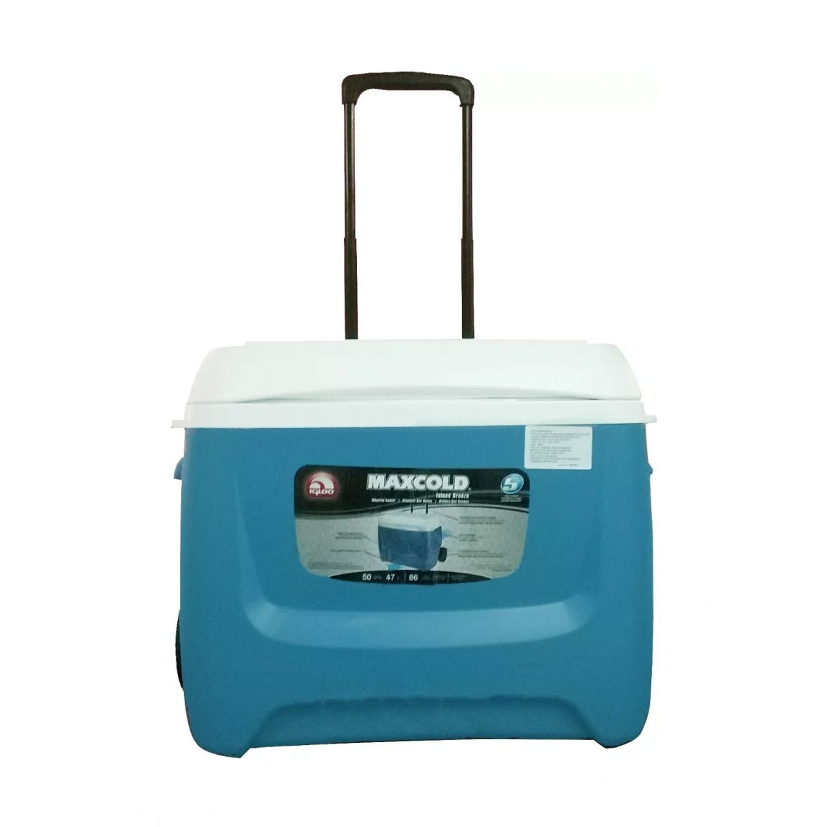 Caixa Termica/Cooler Nautika Island Breeze Maxcold 50Qt 47L