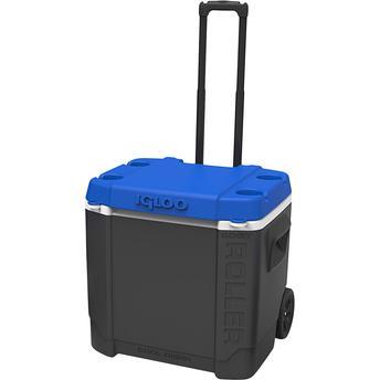Caixa Termica / Cooler Igloo 60 Qt Transfer Rlr Dk Cinza