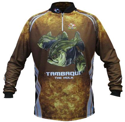 Camisa Faca na Rede NC 14 - Tambaqui
