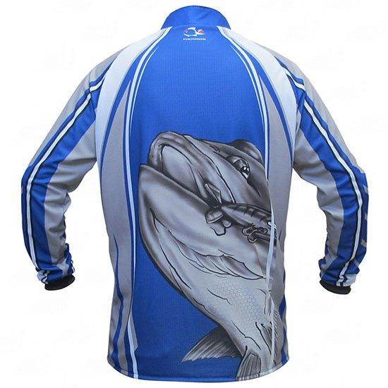 Camisa Faca na Rede NC 16- Tucunare