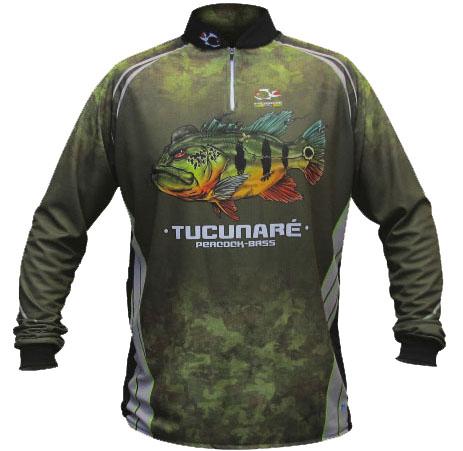 Camisa Faca na Rede Maori 2016 - Tucunare
