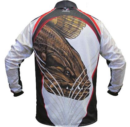 Camisa Faca na Rede NC 11-Traira Tamanho: GG