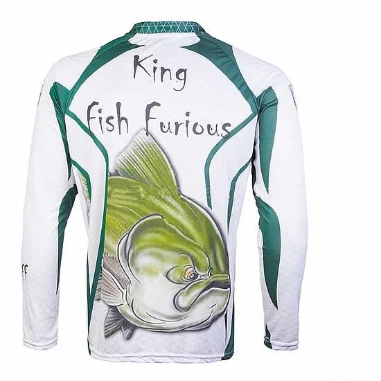 Camiseta King Sublimada 15 Tamba Branca