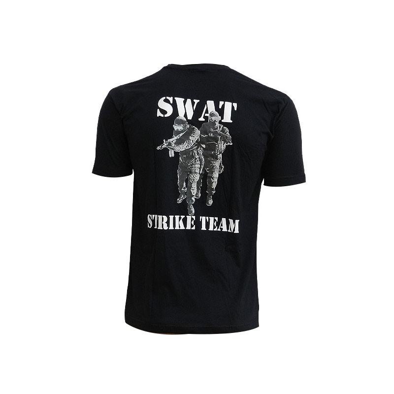 Camiseta Estampada Swat Streak Team 1-Preto M