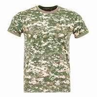 Camiseta Ripstop Camuflada Digital Army Camuflado Digital M