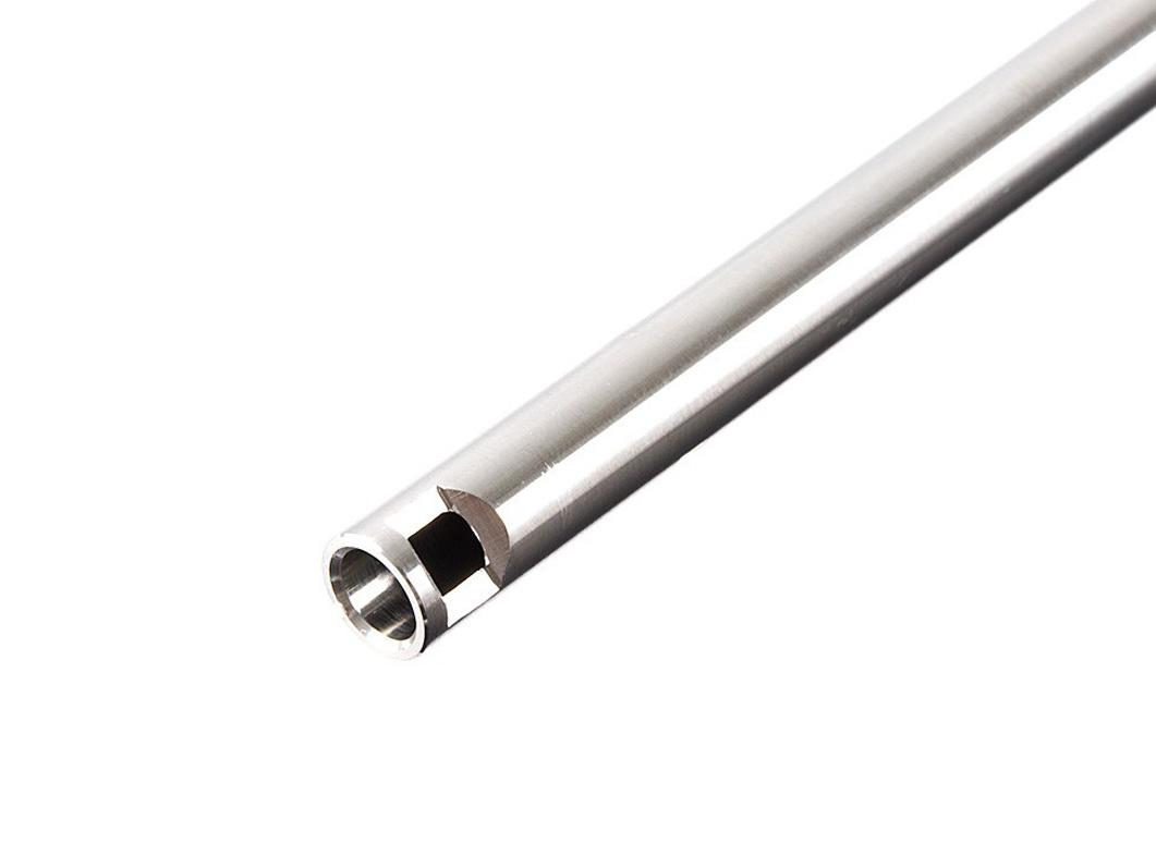 Cano de Precisao em Aco Inox - 370MM 6.03 mm