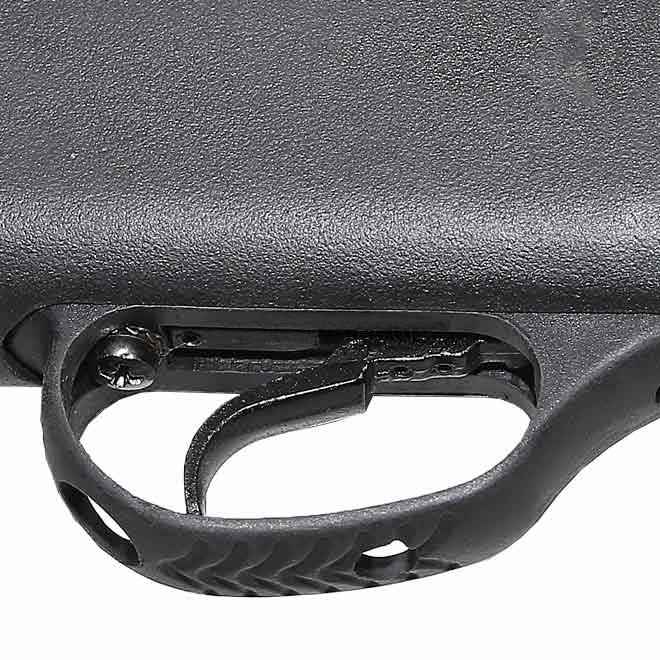 Carabina de Pressao Rossi  Hatsan HT 80 Preta 5,5MM - GR Magnum Combo c/ Gas Ram  Capa