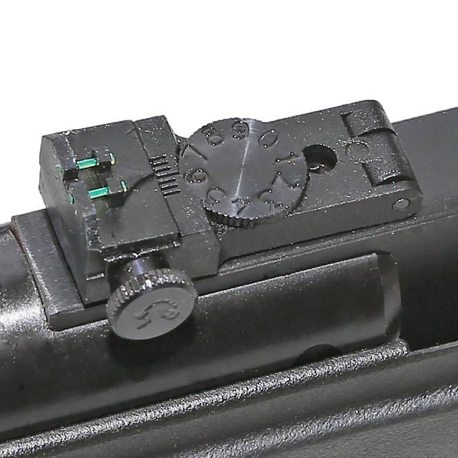 Carabina de Pressao Hatsan HT80 5,5MM C/bo c/ G?s Ram + Capa