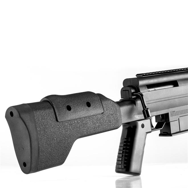 Carabina de Pressao Rossi Black Ops Cal 5,5MM