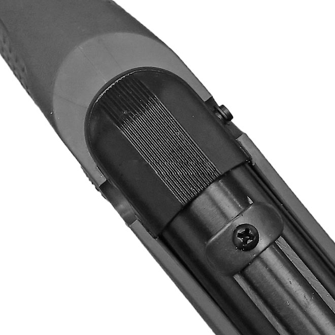 Carabina de Pressao Rossi Dione New Black 5,5 GR Luneta 4x20