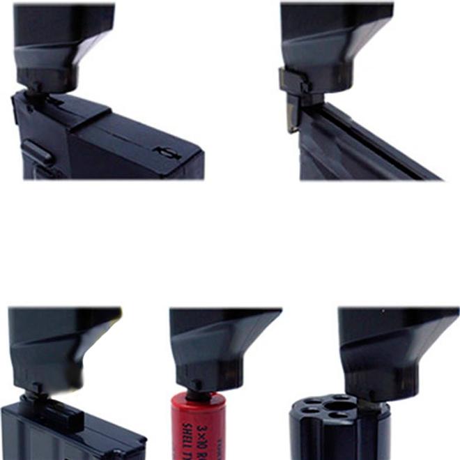 Carregador Rapido Speed Loader Airsoft King Arms