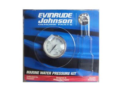 Relógio Monômetro Pressão de Água Johnson / Evinrude