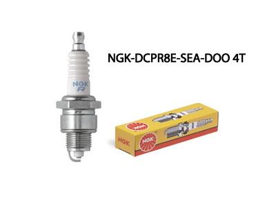 Vela de Ignição NGK para Jet Ski Sea Doo DCPRE8E 4339