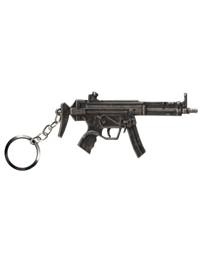 Chaveiro Metal HK53 7-Cromado