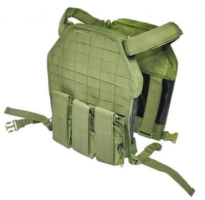 Colete Classic Army IV Vest Verde E062-G
