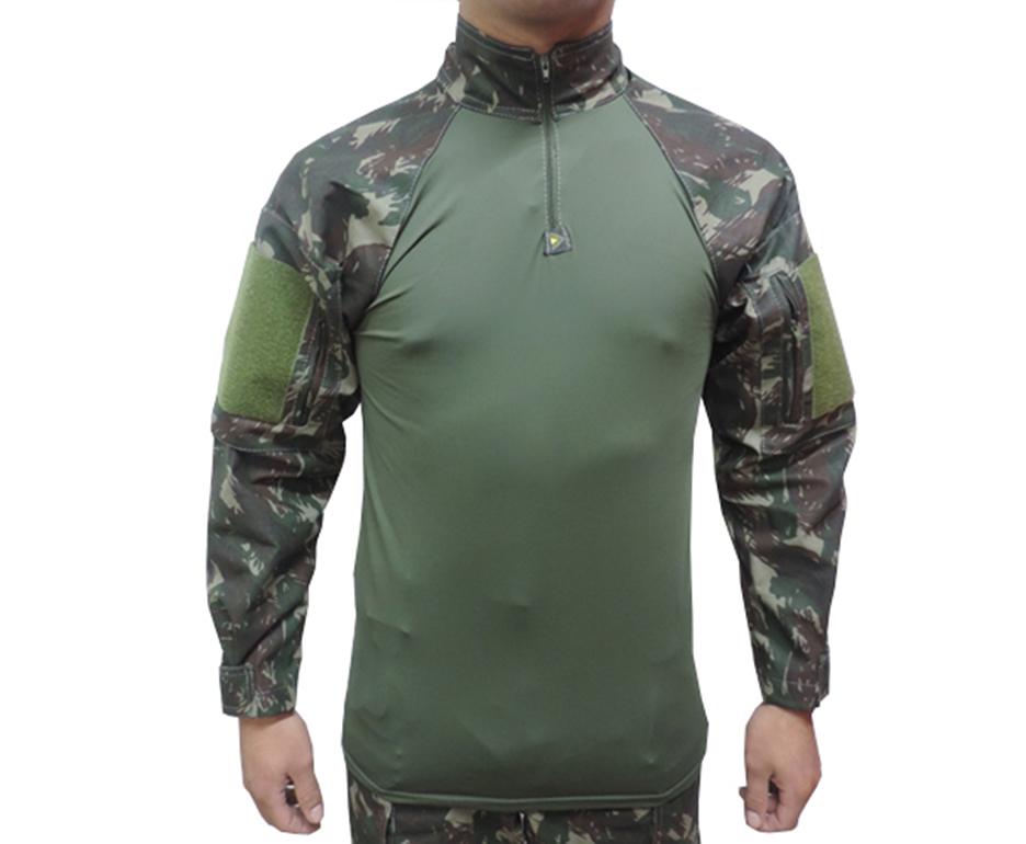 Combat Shirt Hrt Dacs - Exército Brasileiro