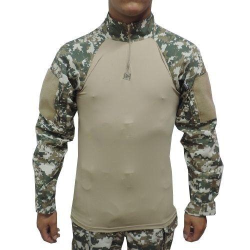 Combat Shirt Hrt Dacs - Digital Desert - TAM. G