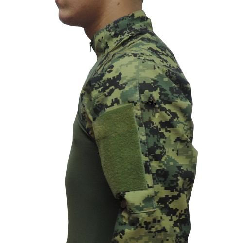 Combat  Shirt Hrt Dacs - Digital Serra / Marpat