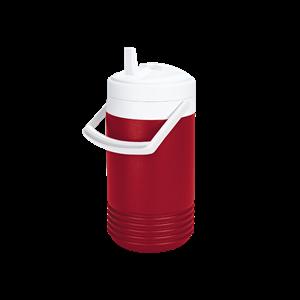 Jarra Térmica Nautika 3,8 Litros Legend Vermelha com Alça de Mão
