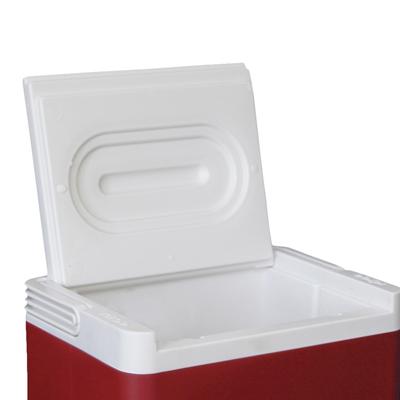Caixa Térmica Nautika 8 Litros Legend 12 Vermelho