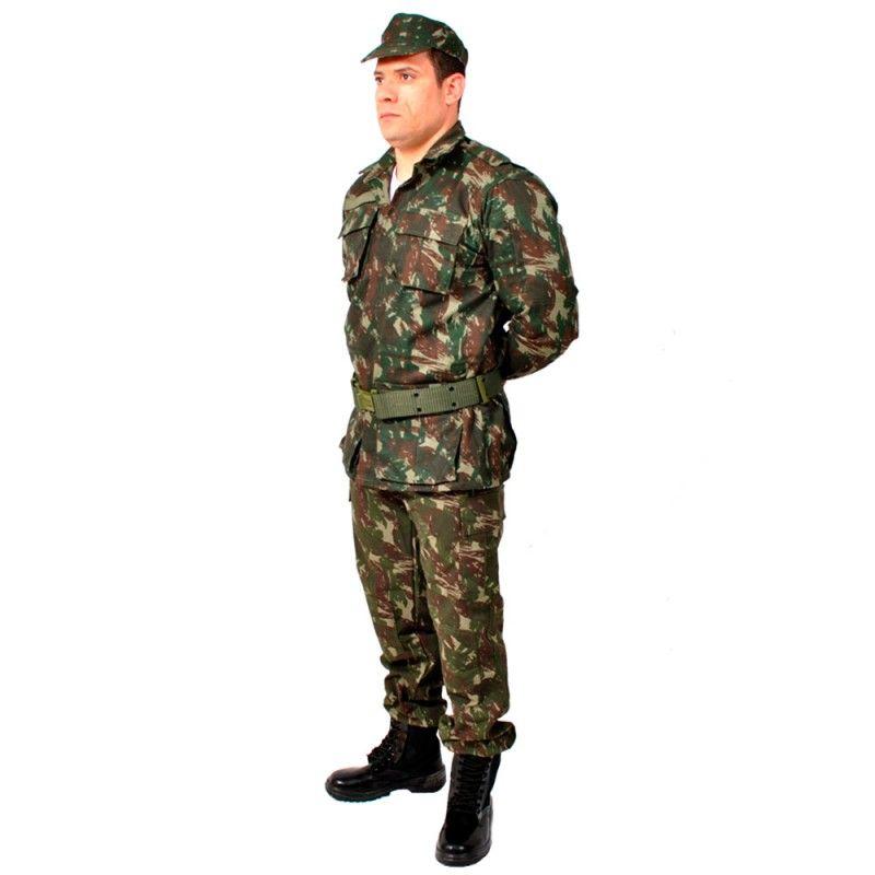 Farda Combat  Ripstop Camuflada EB M-40